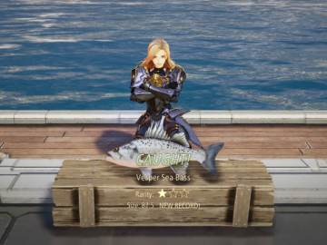 Tales of Arise finishing lures spots fish